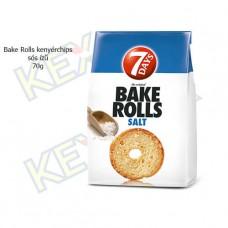 Bake Rolls kenyérchips sós ízű 70g
