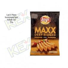 Lay's Maxx burgonyachips kebab ízű 70g