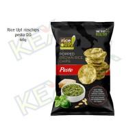 Rice Up! rizschips pesto ízű 60g