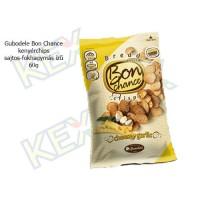 Gudobele Bon Chance kenyérchips sajtos-fokhagymás ízű 60g