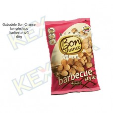 Gudobele Bon Chance kenyérchips barbecue ízű 60g