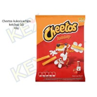 Cheetos kukoricachips ketchup ízű 43g