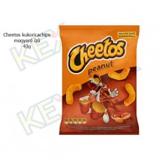 Cheetos kukoricachips mogyoró ízű 43g