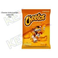 Cheetos kukoricachips sajtos ízű 43g