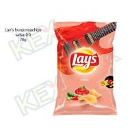 Lay's burgonyachips salsa ízű 70g