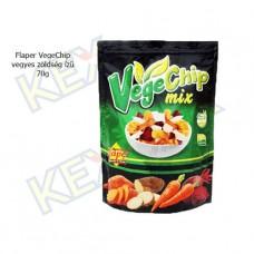 Flaper VegeChip vegyes zöldségchips 70g