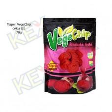 Flaper VegeChip cékla ízű 70g