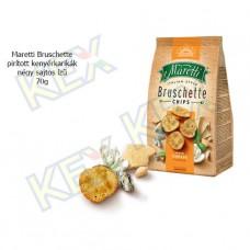 Maretti Bruschette pirított kenyérkarikák négy sajtos ízű 70g