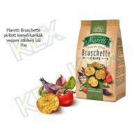 Maretti Bruschette pirított kenyérkarikák vegyes zöldséges ízű 70g