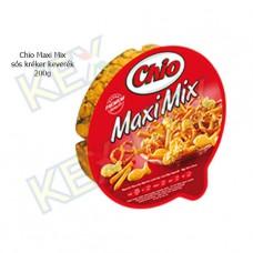 Chio Maxi Mix sós kréker keverék 200g