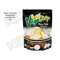 Flaper Vegechip zöldségchips manióka ízű 70g