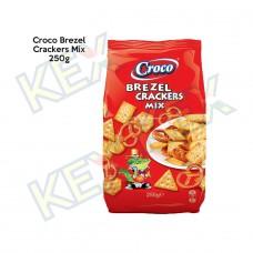 Croco Brezel Crackers Mix 250g