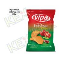 Vipa chips ketchup ízű 35g