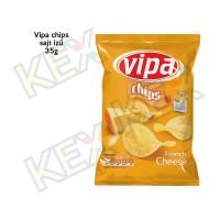 Vipa chips sajt ízű 35g