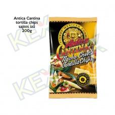 Antica Cantina tortilla chips sajtos ízű 200g