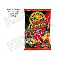 Antica Cantina tortilla chips chilis ízű 200g