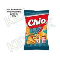 Chio Street Food burgonyachips gyros ízű 70g