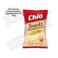 Chio Snacks burgonyaszirom hagymás-sajtos ízű 40g