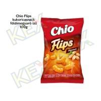 Chio Flips kukoricasnack földimogyoró ízű 100g