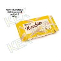 Roshen Konafetto töltött ostyarúd vanília ízű 140g