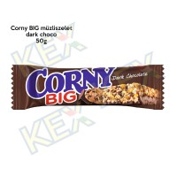 Corny BIG müzliszelet dark chocolate 50g