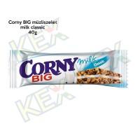 Corny BIG müzliszelet milk classic 40g