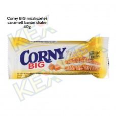 Corny BIG müzliszelet caramell banán shake 40g