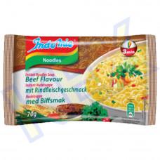 Indomie instant tésztaleves marhahús ízű 70g