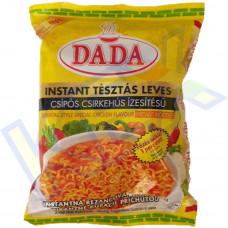 Dada instant tésztaleves csípős csirke ízű 60g