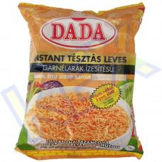Dada instant tésztaleves garnélakrák ízű 60g