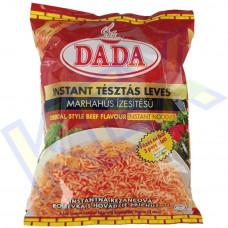 Dada instant tésztaleves marhahús ízű 60g