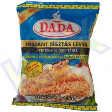 Dada instant tésztaleves sertéshús ízű 60g