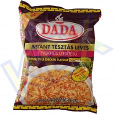 Dada instant tésztaleves tyúkhús ízű 60g