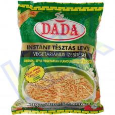 Dada instant tésztaleves vegetáriánus ízű 60g