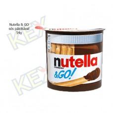 Nutella & GO sós pálcikával 54g