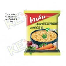 Vishu instant tésztás leves sertéshús ízű 60g