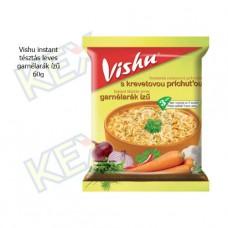 Vishu instant tésztás leves garnélarák ízű 60g