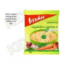 Vishu instant tésztás leves vegetáriánus-zöldség ízű 60g
