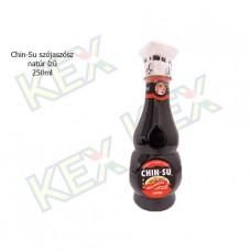 Chin-Su szójaszósz natúr ízű 250ml