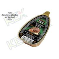 Hamé disznótoros pástétom sertéshússal 105g