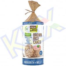 Rice up puffasztott rizs kölessel 120g