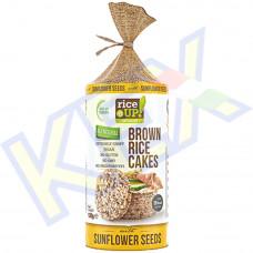 Rice up puffasztott rizs napraforgómaggal 120g