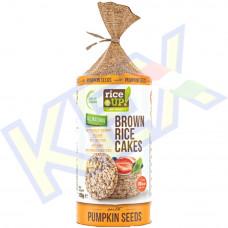 Rice up puffasztott rizs tökmaggal 120g