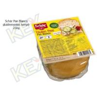 Schär Pan Blanco gluténmentes kenyér 250g