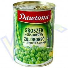 Dawtona konzerv zöldborsó 400g