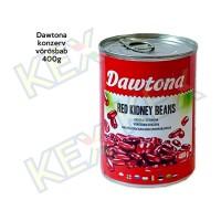Dawtona konzerv vörösbab 400g