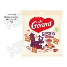 dr Gerard Ghosters kréker ketchup ízű 70g