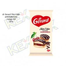 dr Gerard Mini Cake piskótakorong meggy ízű 165g
