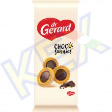 dr Gerard Choco Sunnies étcsokoládés krémmel töltött keksz 150g