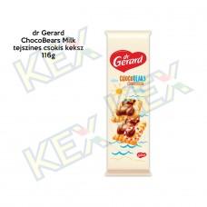 dr Gerard ChocoBears Milk tejszínes csokis keksz 116g